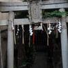 下町に結構ある小さな神社