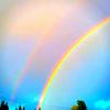 虹のようにかろやかに立ち上がる  自分軸アファメーション -2 「わたしはわたし。あなたはあなた。」