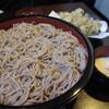 おいしい手打ち蕎麦&まいたけの天ぷらに満足@草津温泉「そばきち」