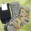 私の小さめサイズの靴下選び(足長22.0~22.5cm)【ダイソー編】