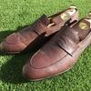 【イタリア名門靴】ステファノブランキーニのレザーローファーを購入しました