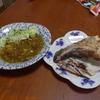 幸運な病のレシピ( 1134 )夜 :ブリカマ、イワシ、カレー