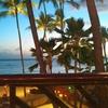 【Hula Grill フラグリル】素敵すぎる!最後のディナーはワイキキの海辺のテラスでした♪