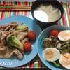 夕飯献立公開!!ヒルナンデス、家政婦マコさんが作っていた、ドレッシングで味付け!野菜炒め☆