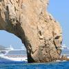 【メキシコ・カボサンルーカス】天然岩が美しいエルアルコのボートツアー
