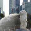 シンガポール旅行(5) 3日目 マーライオンとマリーナベイサンズ 2010/10/17(日)