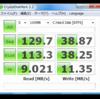 Intel X25-M と ICH7 標準ドライバ