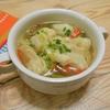 簡単!!海老入りワンタンスープの作り方