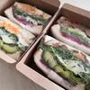 【sandwich50】新規オープンの南麻布のサンドイッチ屋さんに行ってきました