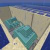マイクラ生活46日目 海底神殿の水抜き完了しました