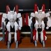 これだけは作ろう 〜Transformers Jetfire