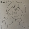 オキエの肖像