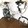 自転車センタースタンド
