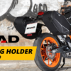 Motorcycle Luggage Let You Expand Your Storage Capacity