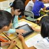 武内小学校でICT&花まる公開授業が行われました
