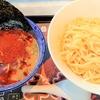 【ラーメン探訪記】らあめん花月嵐:辛辛魚つけ麺(麺処 井の庄コラボ)