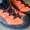 登山靴リペア