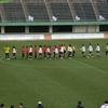 一つ上のレベル トレーニングマッチ 京都サンガFC VS ジュビロ磐田