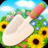 広大な丘で自分だけの花畑を作る!花畑デコレーションゲーム - フラワーヒルズ