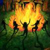ベルテーン祭のエネルギーを調和させるためのバイオレットフレイム瞑想 (2020/4/28)