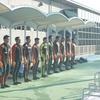 水難救助教育指導者認定試験が行われました