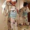 小1娘の夏のおしゃれ必須アイテム「浴衣」~今時のは着付け不要、安くてかわいく気軽にドレスアップできる!
