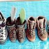 登山靴って、何足必要?2足持ちがオススメの理由。