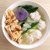 鶏団子スープと耐寒と