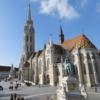【ブダペスト旅行】2/11 続き。漁夫の砦、ブダ城、くさり橋、ブダペスト中央市場。