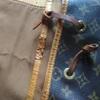ルイ・ヴィトン モンスリの修理;「先程、バッグが無事届きました。 綺麗な仕上がりに満足してます。」   ・・・K's factory