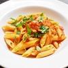 ピリッと辛いトマトソース、ペンネ アラビアータのレシピ
