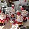 クリスマス サンタバルーンラッピングレッスンを開催しました!