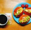 4/28(火)たまごパン、ケンタッキー、豚汁定食