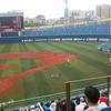 涼しい環境で高校野球観戦