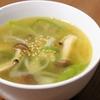 ネギとしめじの簡単生姜スープで風邪予防!ポカポカスープで冬を乗り切れ!