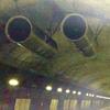 大庭トンネルのジェットファン