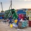 ザンビアの首都ルサカの街を探索