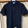 Engineered Garments(エンジニアード・ガーメンツ)とユニクロのコラボ・ポロシャツ