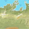 地誌:パマールテラ大陸