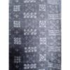着物生地(375)幾何学模様羽織生地