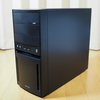 mouseのミニタワー型PC 「LUV MACHINES iG シリーズ」を買いました。