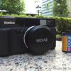 【トラブル】【フィルム カメラ】Konica HEXAR×エクタクロームE100 【フィルム カメラ 現像】【フィルム カメラ 使い方】