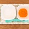 【6ヶ月】離乳食2週目・かぼちゃ