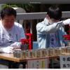 5月26日(日)そば打ち愛好会へ入れて頂いた、今日は練習日、平成の空気缶詰大当たり