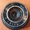 【レンズ沼290本目】ロシアハーフサイズカメラのチャカ用レンズInduster-69 28mm F2.8 FXマウント改造