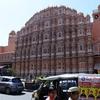 【初めてのインド旅part5】ジャイプール。ピンクシティ。ジャル・マハルとハワー・マハルへ。そしてデリーへ戻ってバターカレーを堪能。