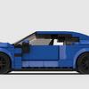 【レゴ】WRX STIのショートビデオを作りました