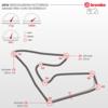 ★MotoGP2016 ブレンボが分析するオーストリアGP