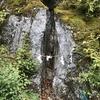 剣山からの下山: 行場コース