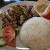 ランチ日記 #38 八丁堀のマレーシア料理「マレーカンポン」で海南チキンライス(ハンナンチキンライス)